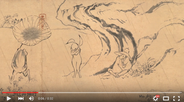 Studio Ghibli adapts the world's oldest manga into short animation for conservation project
