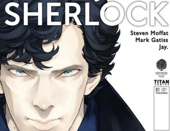 Japanese Sherlock manga finally gets an English release