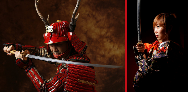 Samurai photo studio is coming back to Tokyo this spring, just in time for cherry blossom season