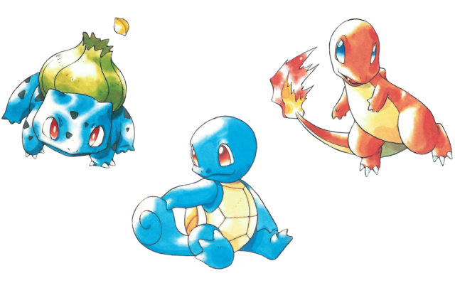 """I choose you…!"" Survey reveals most popular starter Pokémon among Japanese college students"
