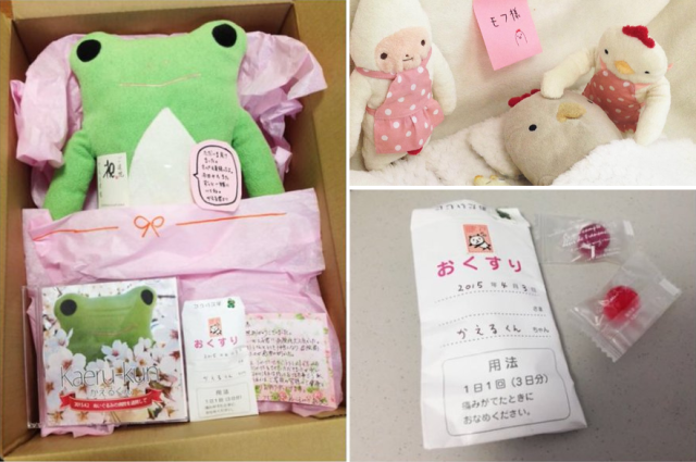 "Japanese ""stuffed animal hospital"" is the cutest way to refurbish your plushies we've ever seen"