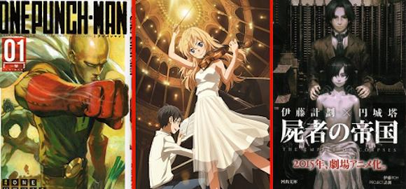 Sugoi Japan Award 2016 winners: The manga, anime, novels Japan thinks you should binge on
