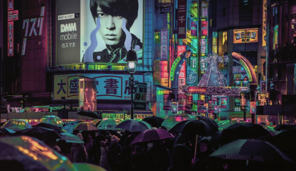 You've never seen Tokyo's nightscape quite like this【Photos】