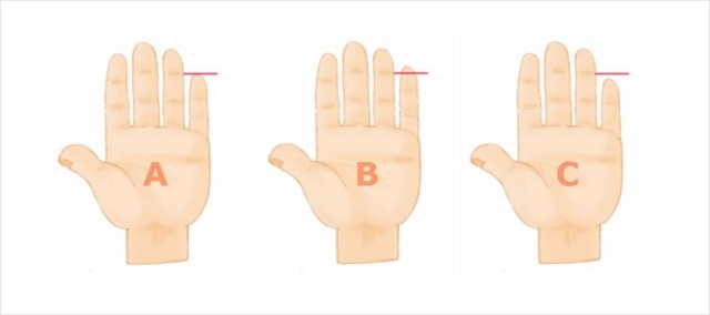 How long is your pinky? Your smallest finger may reveal your biggest personality secrets!