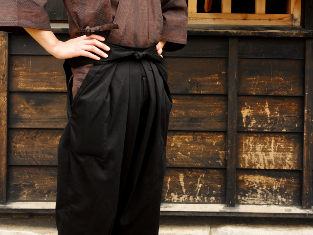 Japanese fashion label's samurai chino pants are on the move again with new colors