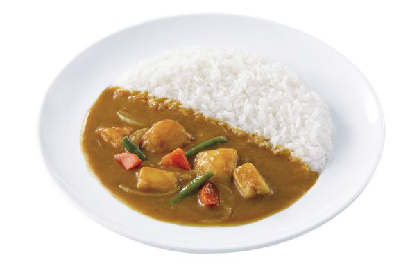 Japan's biggest curry chain now offers a true vegetarian curry