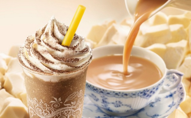 Godiva chocolate meets Sri Lankan tea in a new frozen drink just in time for summer