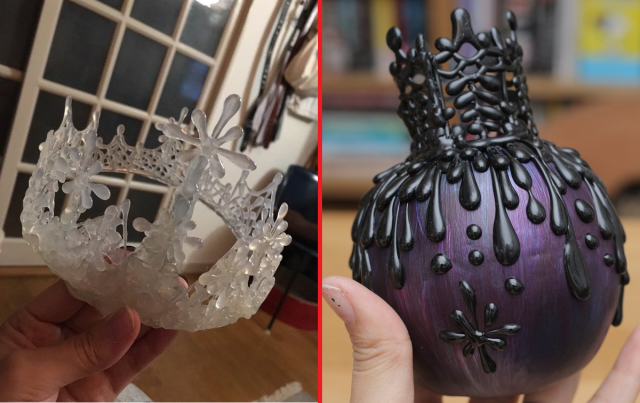 Amazing creations made using only a hot glue gun have Japanese Twitter on meltdown【Pics】