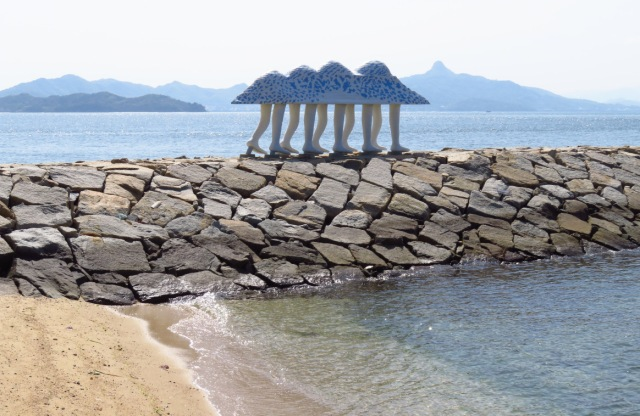 An island-hopping visit to the Setouchi International Art Festival!