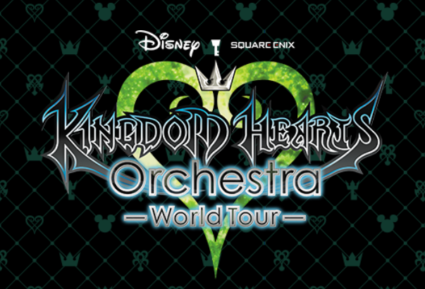 Kingdom Hearts orchestral world tour announced, will perform video games' music in six countries