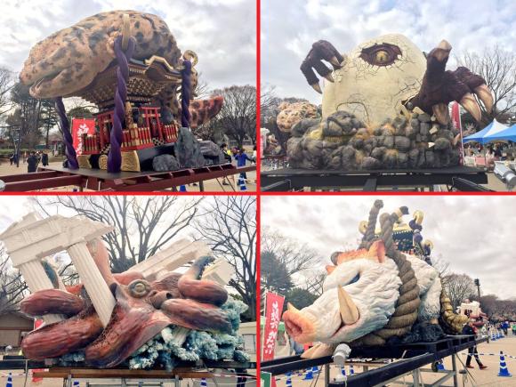 monster shrines top