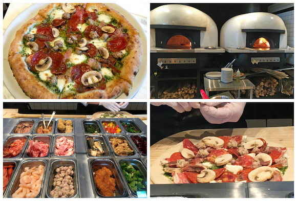 Baked fresh to your specs in just one minute: 800 Degrees Pizza opens first store in Japan