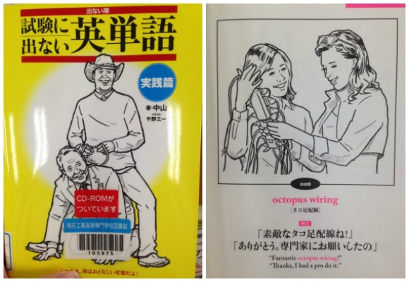 """Don't worry, he is a docile pervert"" and other useful phrases in Japanese and English"
