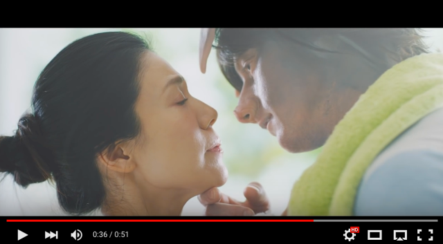 Steamy Heinz Japan commercials urge married women to have affairs with handsome pig【Videos】