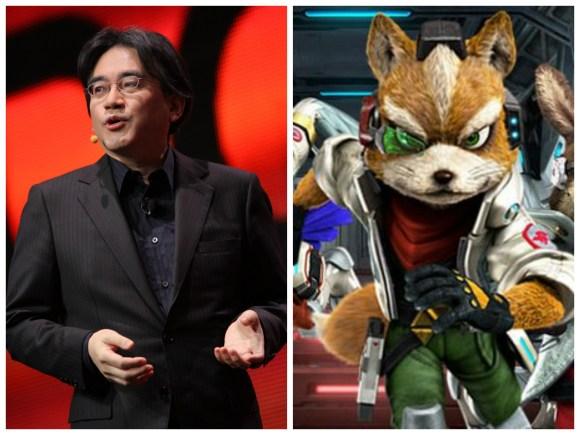 starfox zero satoru iwata tribute top