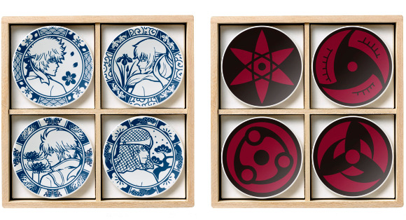 Japan's centuries-old Mino ware pottery tradition embraces anime stars from Naruto and Gintama