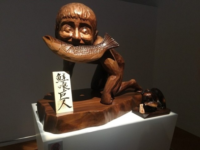 Check out the unique displays from the Attack on Titan: Wall Sapporo exhibit