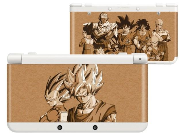 Dragon Ball Fusions game's Nintendo 3DS bundle, 1st print bonuses unveiled