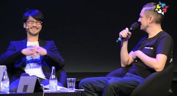 Watch Hideo Kojima's full Q&A session at the Nordic Game Conference