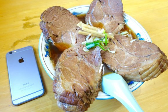 Want more meat on your ramen? This restaurant has got you covered