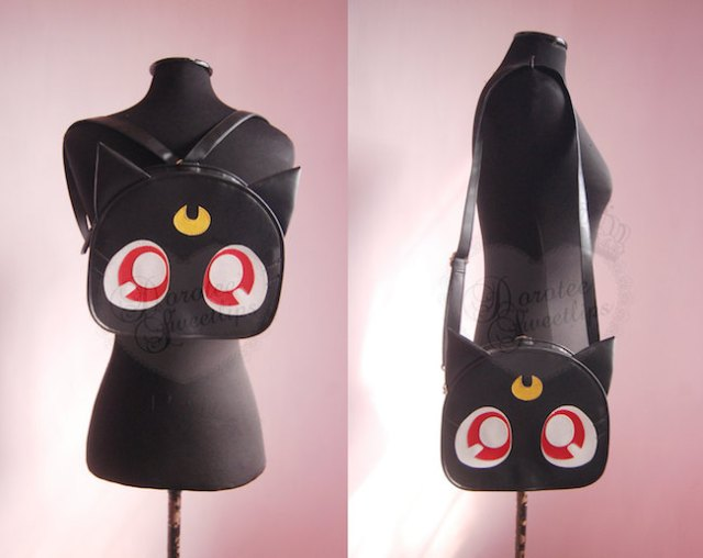 These fan-made Luna and Artemis bags available on Etsy look absolutely awesome!