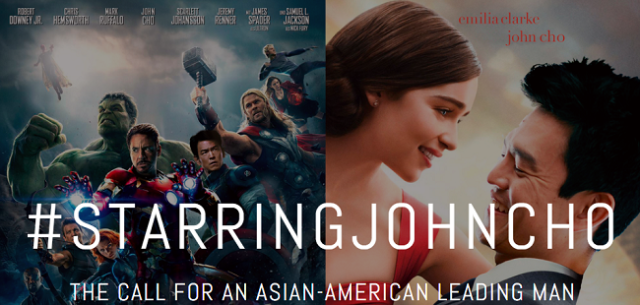 """Critics of Hollywood Asian """"whitewashing"""" come up with a John Cho-based solution"""