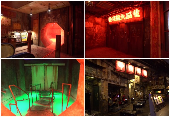"""Kowloon Walled City"" arcade is a dystopian cyperpunk-lover's dream come true【Video】"
