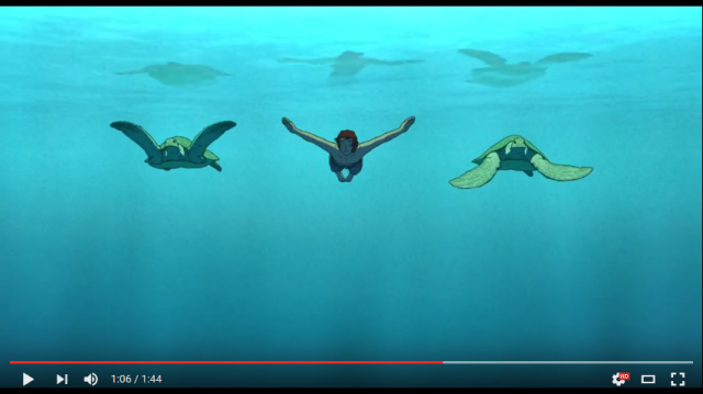 Watch the trailer for The Red Turtle, Studio Ghibli's first release post-Hayao Miyazaki【Video】