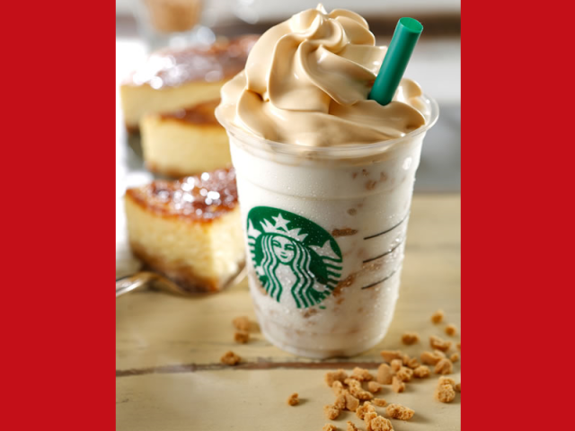 Starbucks Japan's new Baked Cheesecake Frappuccinos promise to be both cheesy and awesome