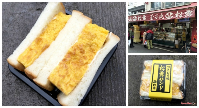 Shockingly huge, exquisite egg sandwiches found in Tokyo
