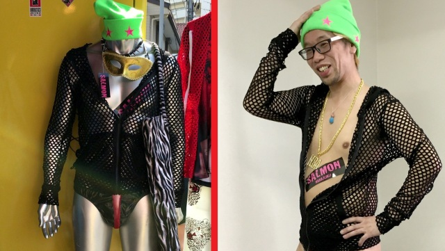 Mr. Sato picks an outfit from a Harajuku store display, sends RN24's office into a panic【Pics】