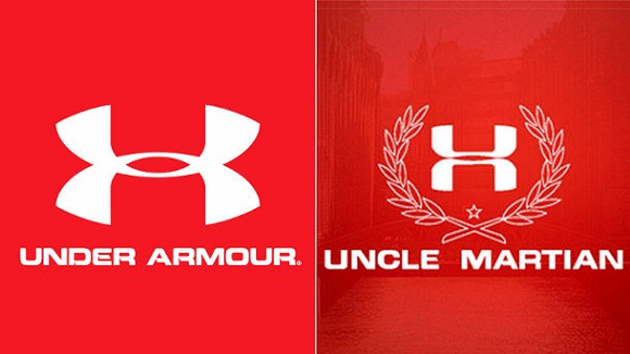 "FAILure to launch! Chinese apparel company, Uncle Martian, faces huge hurdles over its ""new"" logo"