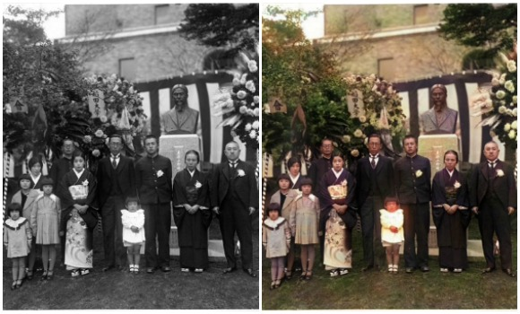 AI learns how to colorize photos, makes old Japan pictures look like they were taken today【Pics】