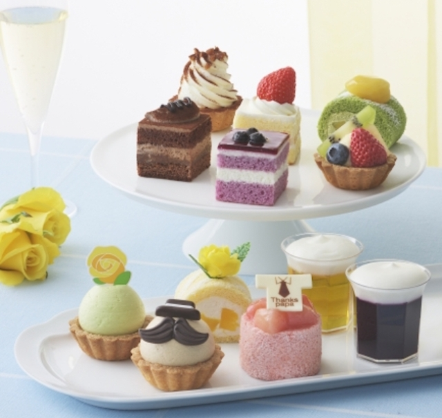Make Father's Day sweet this year with these lovable treats from Ginza Cozy Corner!