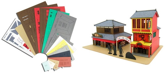 Papercraft kit allows you to recreate mysterious village from Spirited Away in incredible detail