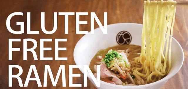 Gluten-free ramen now on the menu at Japan's ramen museum