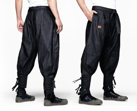 Inakaya Denim jeans are the latest farm-fresh Japanese-inspired fashion item