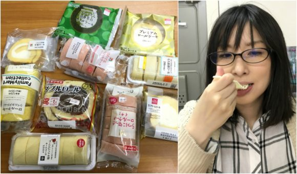 We taste-tested 10 convenience store roll cakes for Roll Cake Day!