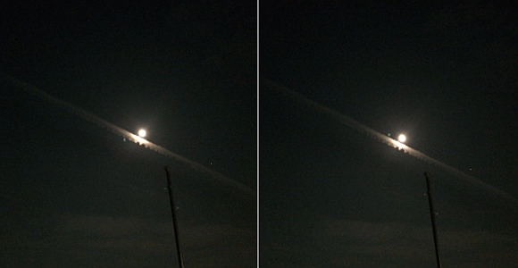 People in Japan capture images of fireball plummeting towards earth in night sky【Video】