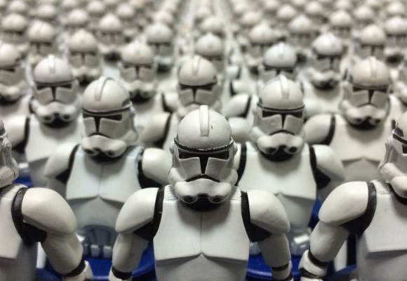 """They're an army of clones!"" This year's Japanese new hires shock internet with their sameness"