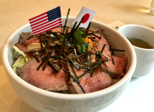 The Obama Bowl — Hiroshima restaurant's newest dish salutes visit by U.S. president 【Taste test】