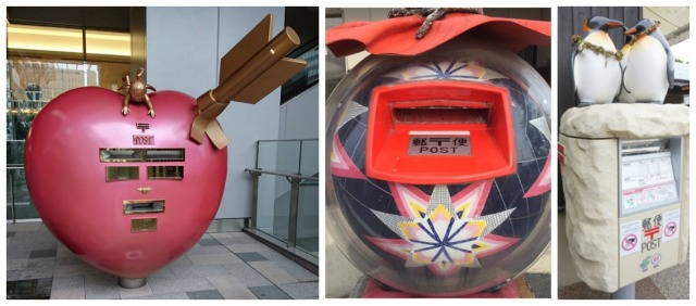 These creative, fanciful post boxes from Japan will delight you in so many ways【Photos】