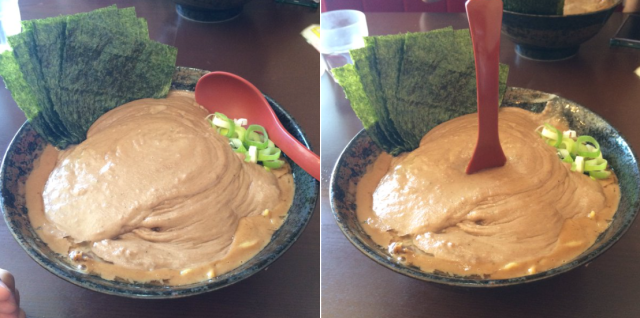 """""""Mud-based Ramen"""" touted to have thickest broth in all of Japan"""
