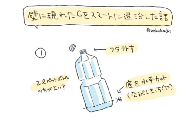 Get rid of cockroaches easily with clever Japanese lifehack