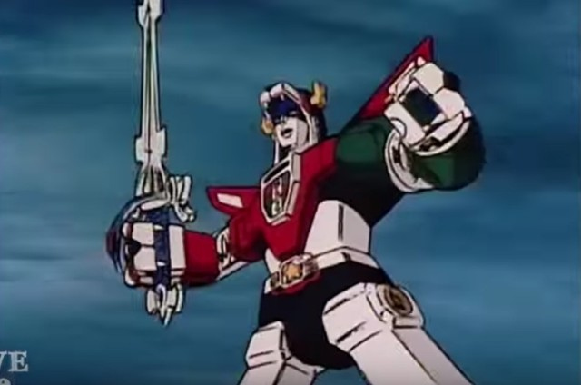 This realistic, incredibly detailed recreation of Voltron's Flaming Sword is simply amazing!