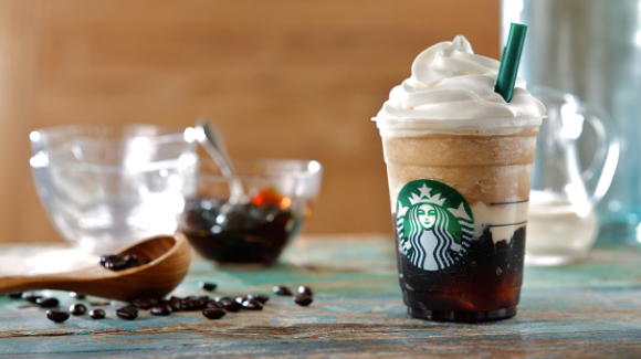 Starbucks Japan brings us a Coffee Jelly and Creamy Vanilla Frappuccino this summer