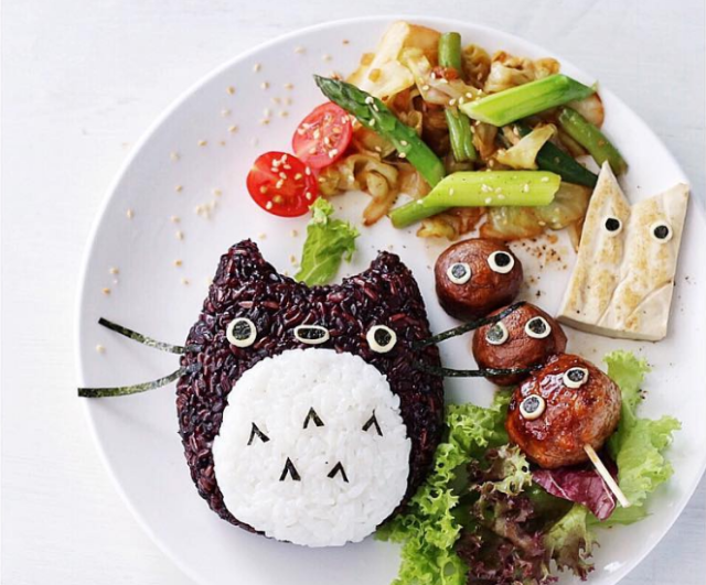 Malaysian mom has internet in awe over her cute culinary creations 【Pics】