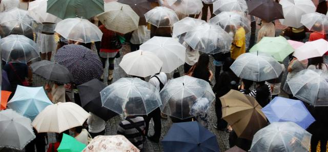 Japanese association loses faith in users following non-return of 1,100 free loan umbrellas
