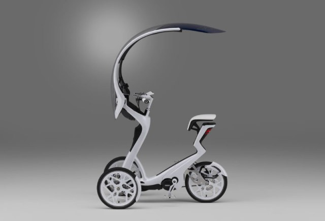 Yamaha gives us a glimpse into the future of transport with two awesome new mobility vehicles