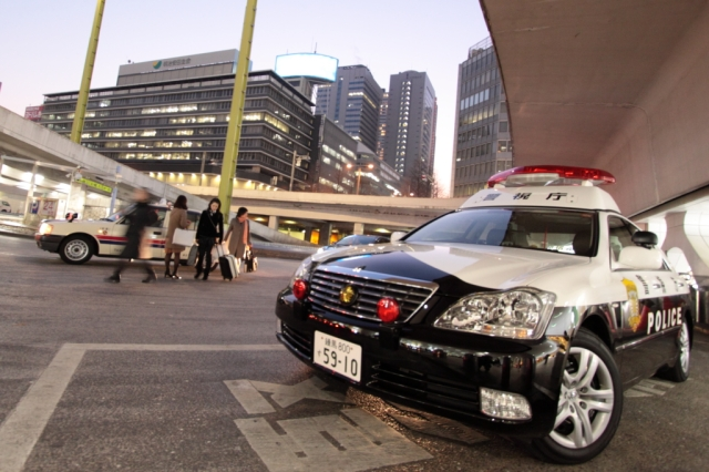 How have Japanese police reacted to the release of Pokémon Go?